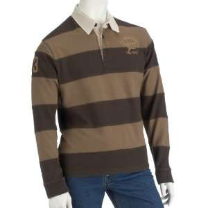 Timberland Polo Shirt LS Striped Rugby Polo  Sport