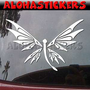 TRIBAL DRAGONFLY Dragon Fly Car Truck Boat Vinyl Decal Window Sticker