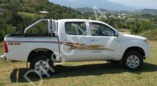 Toyota HiLux PickUp Überrollbügel Roll Bars Pick Up
