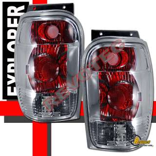 98 01 FORD EXPLORER MOUNTAINEER TAIL LIGHTS 99 00