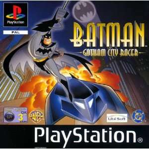 Batman gotham city racer   Playstation   PAL  Games