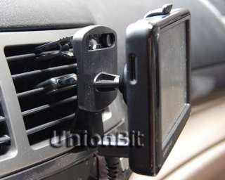 for GARMIN NUVI 1450 1490t 1490 Car Vent Mount+Holder