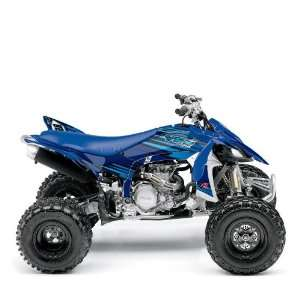 Yamaha YFZ450X Phoenix ATV Graphic Kit (Blue) (2009 2012