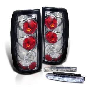 Tail Lights + LED Bumepr Fog Brand New Left + Right Set Automotive