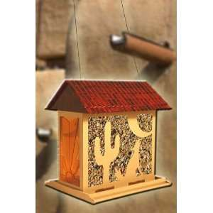 Perky Pet WB Mesa Bird Seed Feeder 5.5 Lb. Seed Capacity