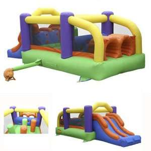 Inflatable Obstacle Pro Racer Bounce House Bouncer Toys
