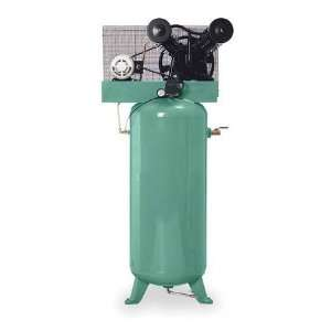 Single Stage Air Compressors Compressor,60 G,5 HP,208 230