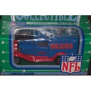 Diecast Ford Model A Truck Collectible Car Tennessee Titans Sports
