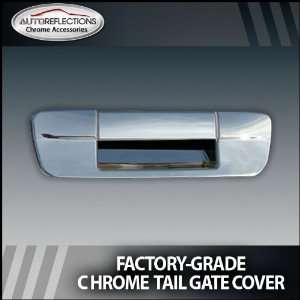2009 2012 Dodge Ram Chrome Tail Gate Handle Cover (Without