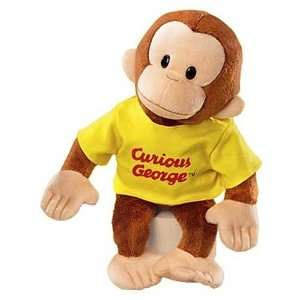 Includes 1 Individual Curious George/Shirt Colors Vary) Toys & Games
