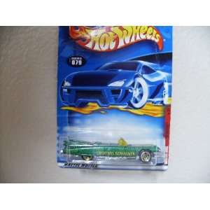 Hot Wheels 59 Cadillac 2001 #079 Monster Series [Toy