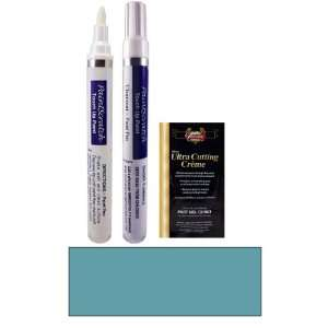 Oz. Bright Blue Metallic Paint Pen Kit for 1991 Pontiac All Models