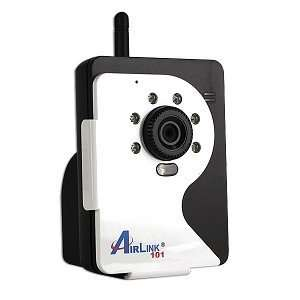 Motion Night Vision Remote Network Camera w/Built in Microphone