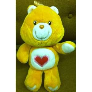 Care Bears Tender Heart Bear 18 Plush Vintage Doll Toy Toys & Games