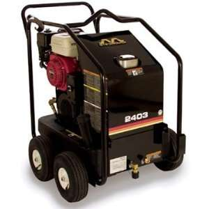 Hot Water Gas Pressure Washer 2400 PSI