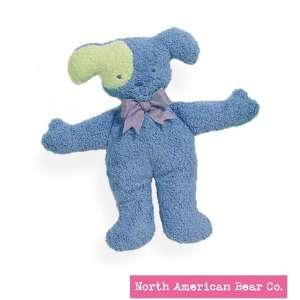 Blue Dog Pastel Pancake Rattles by North American Bear Co