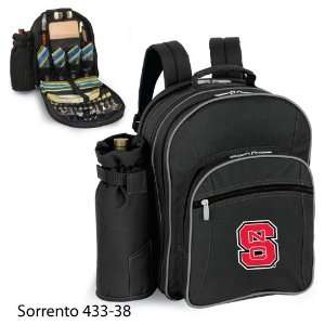 North Carolina State Printed Sorrento Picnic Backpack