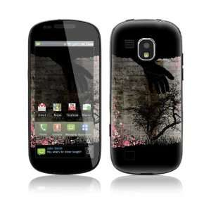 Savor Decorative Skin Cover Decal Sticker for Samsung Continuum