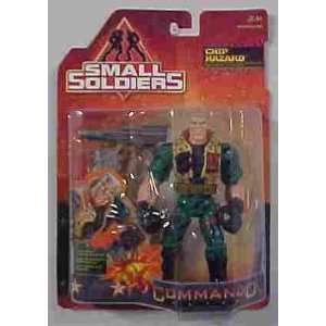 Small Soldiers MAJOR CHIP HAZARD 6 Action Figure (1998 Hasbro) Toys
