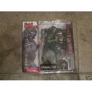 Iron Maiden Eddie Super Stage Figure McFarlane Spawn