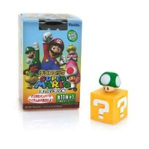 Green Mushroom ~1.25 Mini Figure [Super Mario Mini Figure