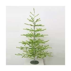 Retro Tinsel Artificial Christmas Twig Tree   Unlit