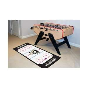 NHL Pittsburgh Penguins Runner Area Rug