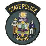 Maine State Police Trooper 1998 Ford Road Champs