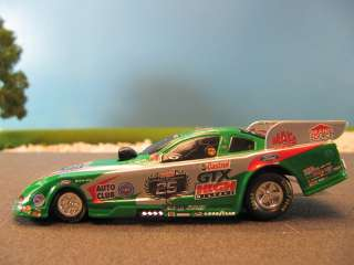 Action Diecast NHRA Ford Mustang GTX Funny Car Castrol John Force 164