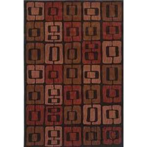 Angela Adams Munjoy Black 08500 5 2 X 7 9 Area Rug Home