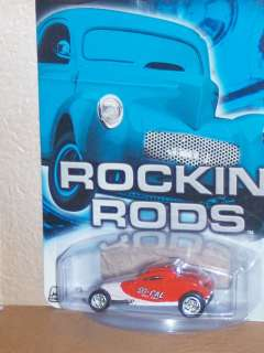 Hot Wheels Affinity Rockin Rods 34 So Cal Coupe w/RRPrfs