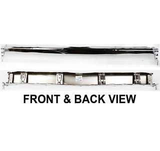 Step Bumper New Chrome Rear 4 Runner 5210535130 Toyota 4Runner 98 97
