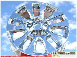 20 Toyota Tundra Chrome Factory Wheels Rims EXCHANGE