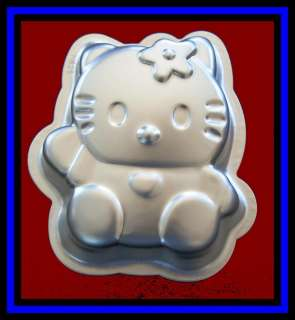 NEW ***HELLO KITTY*** Mini Cake Muffin Pan